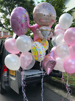 Baby Shower Balloons Deco Package