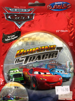 "Disney Cars Bubble Foil Balloons (22"") - Save 40%"