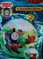 "Thomas and Friends Bubble Foil Balloons (22"") - Save 40%"