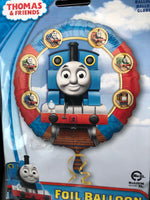 "Thomas and Friends Helium Fill-able Foil Balloons (17"") - Save 40% Balloons Balloon Town - Party Boulevard Singapore Balloons Helium"