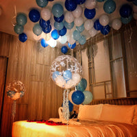 Bronze Party Balloons Deco Package