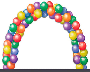 Balloons Arch for Party Deco Party Deco Balloon Town - Party Boulevard Singapore Balloons Helium