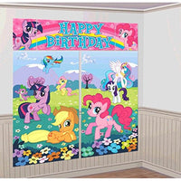 My Little Pony Party Wall Banner Decorating Kit (5 Piece) Party Deco Party Boulevard - Party Boulevard Singapore Balloons Helium