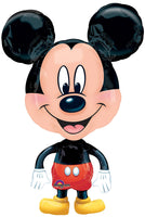 "Mickey Mouse Buddy Airwalker Balloon (30"")"