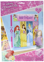 Disney Princess Dream Party Wall Decorating Kit (5 Piece) 1.5m x 1.6m Party Deco Party Boulevard - Party Boulevard Singapore Balloons Helium