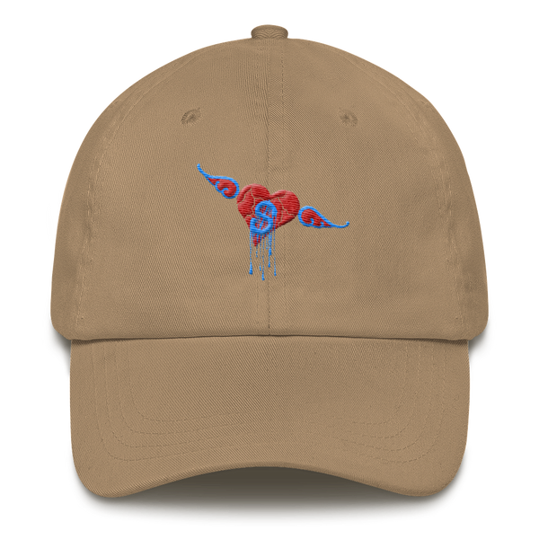Flying Love of  $ Dad Cap - AmericanPoet