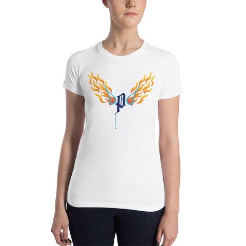 Flying Fire Women's T-Shirt