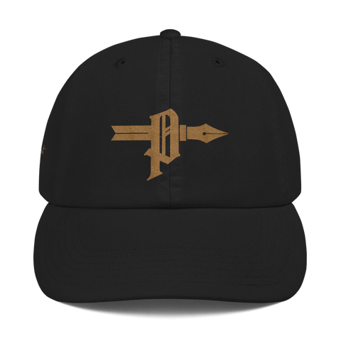Champion Gold Dad Cap