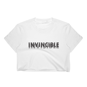 Invincible/Invisible Crop Top