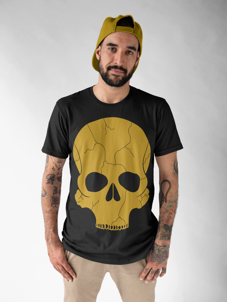 Golden Skull Hemp Crew
