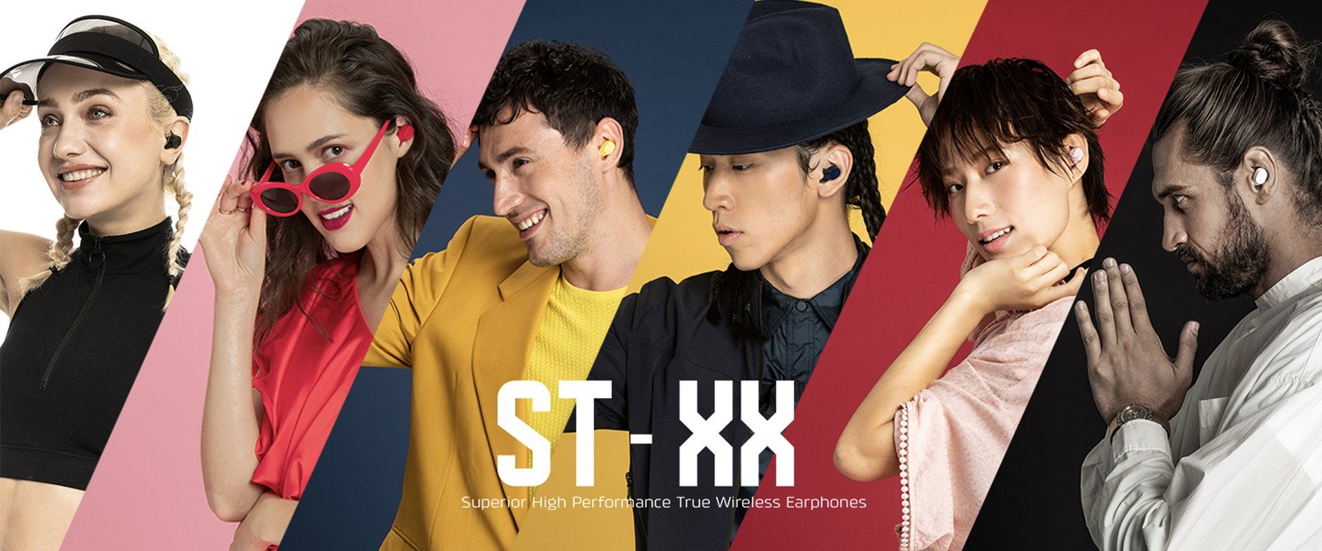 SOUL STXX True Wireless Earphones