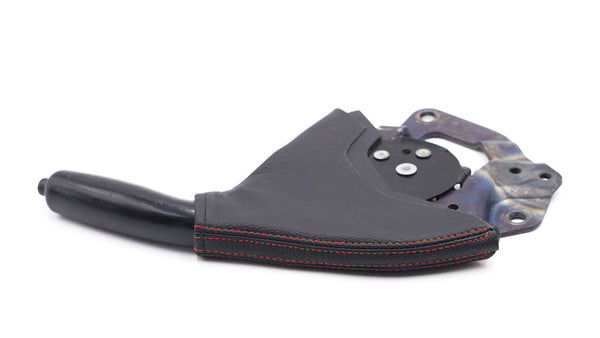 E-Brake Leather Boot Cover