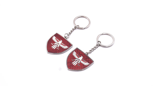 Screaming Chicken Keyring/Keychain (AW11 mk1)
