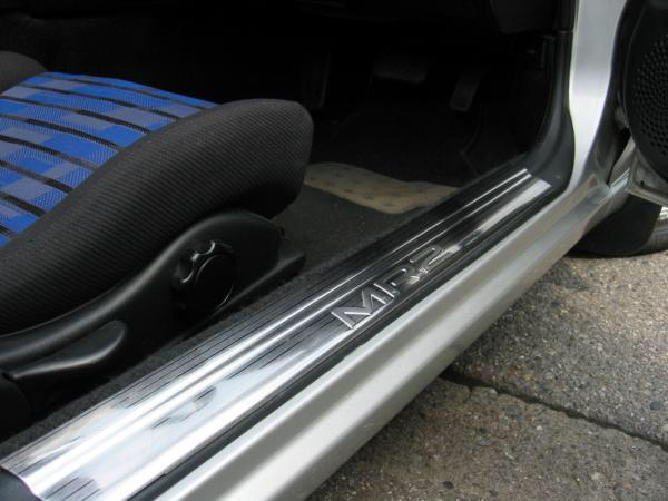 Mr2 JDM SS Door Sills - Reproduction