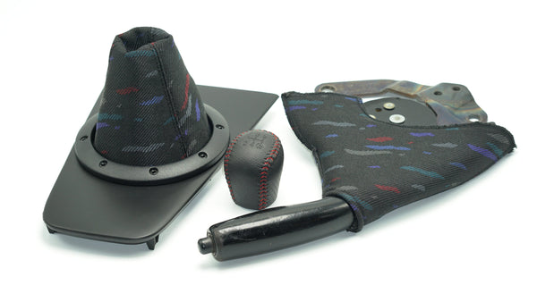 Runabout Shifter w/ Custom Recaro Lemans Boot