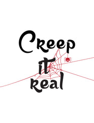 creep halloween chalkboard template