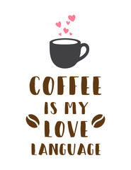 Coffee Love Language