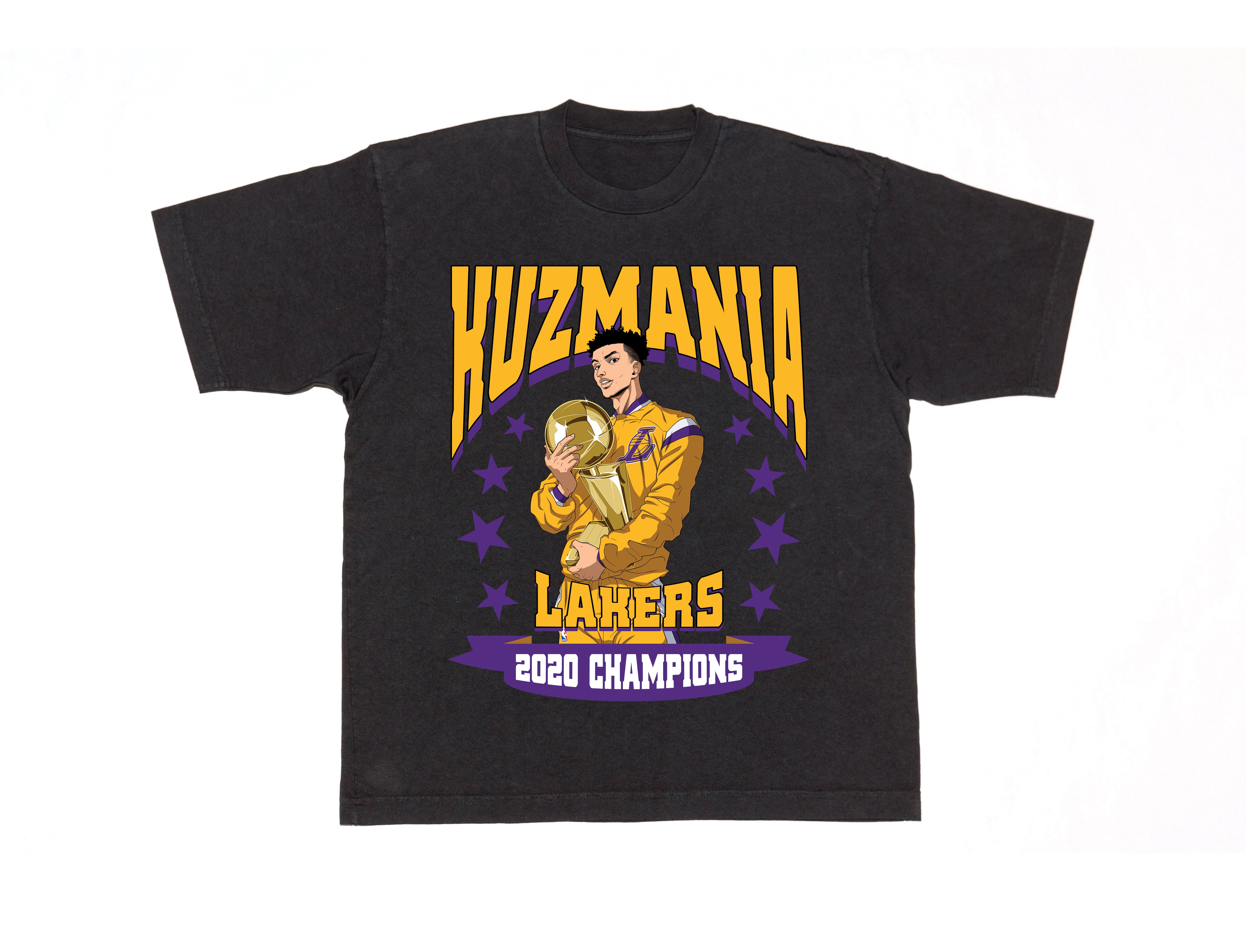 Limited Edition Lakers World Champs