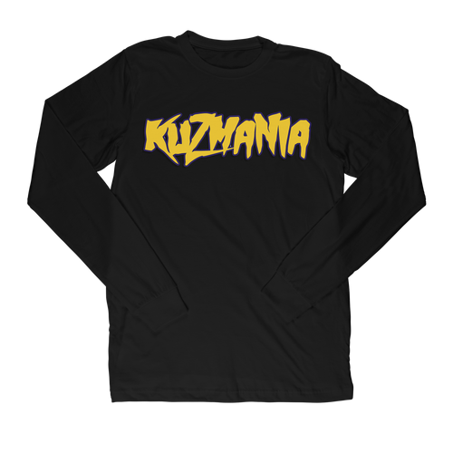 Kuzmania Long Sleeve Tee