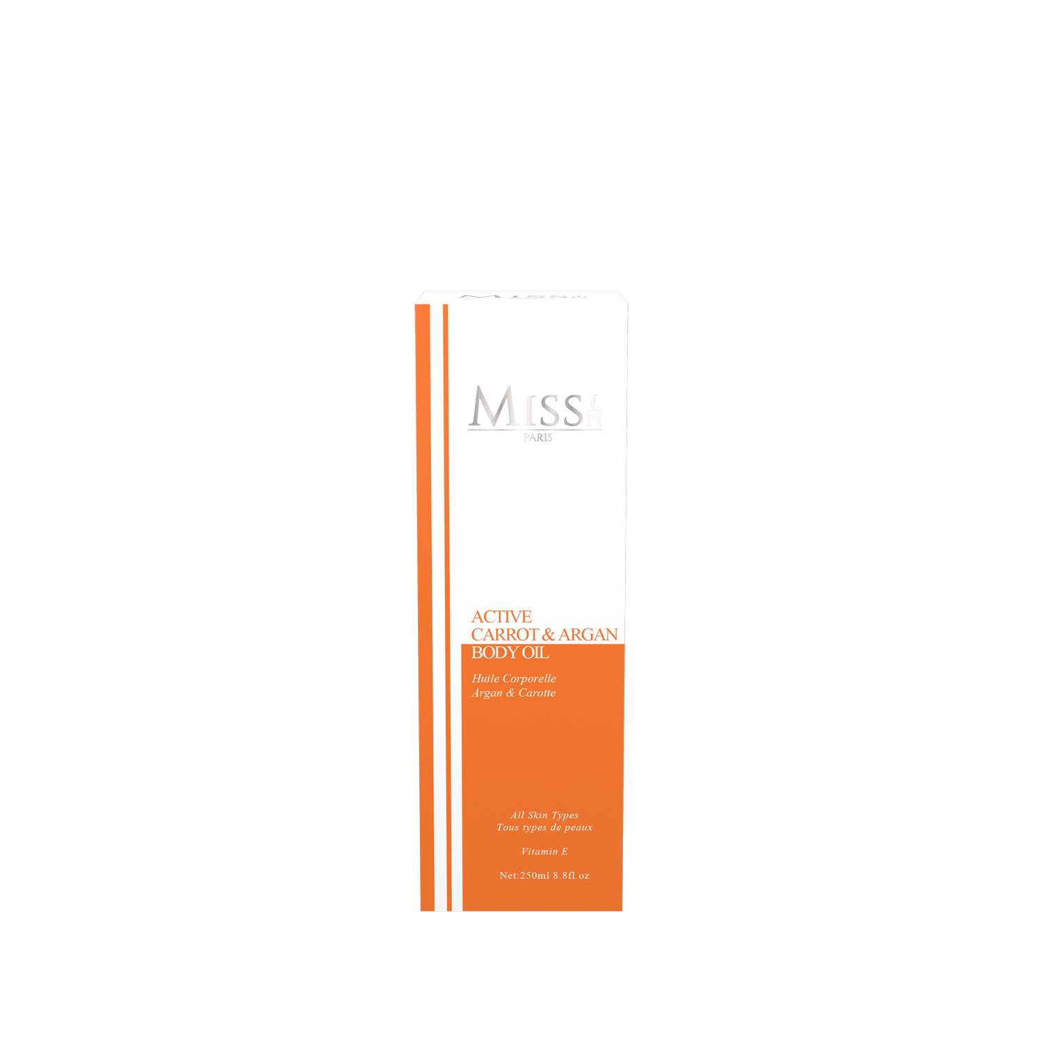 ACTIVE CARROT & ARGAN BODY OIL