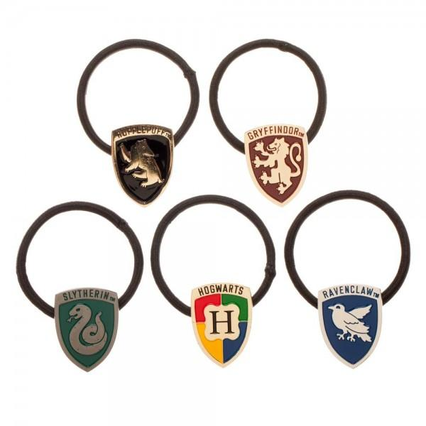Harry Potter House Pony Tail Holders Geekleague Unlimited