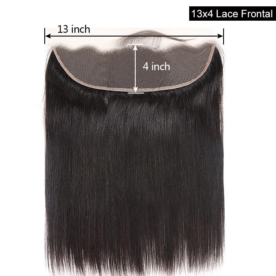 13x4 straight hair lace frontal