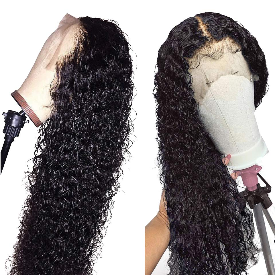 kinky curly 370 lace wigs