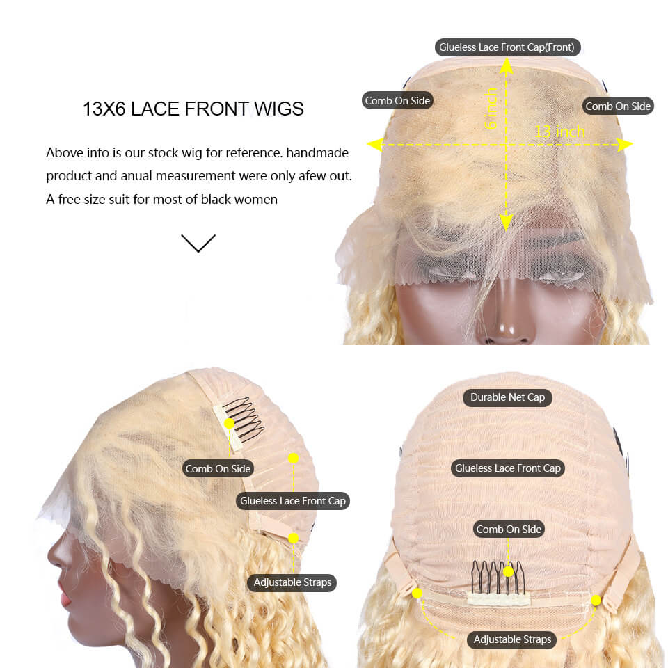613-13x6 lace front wigs