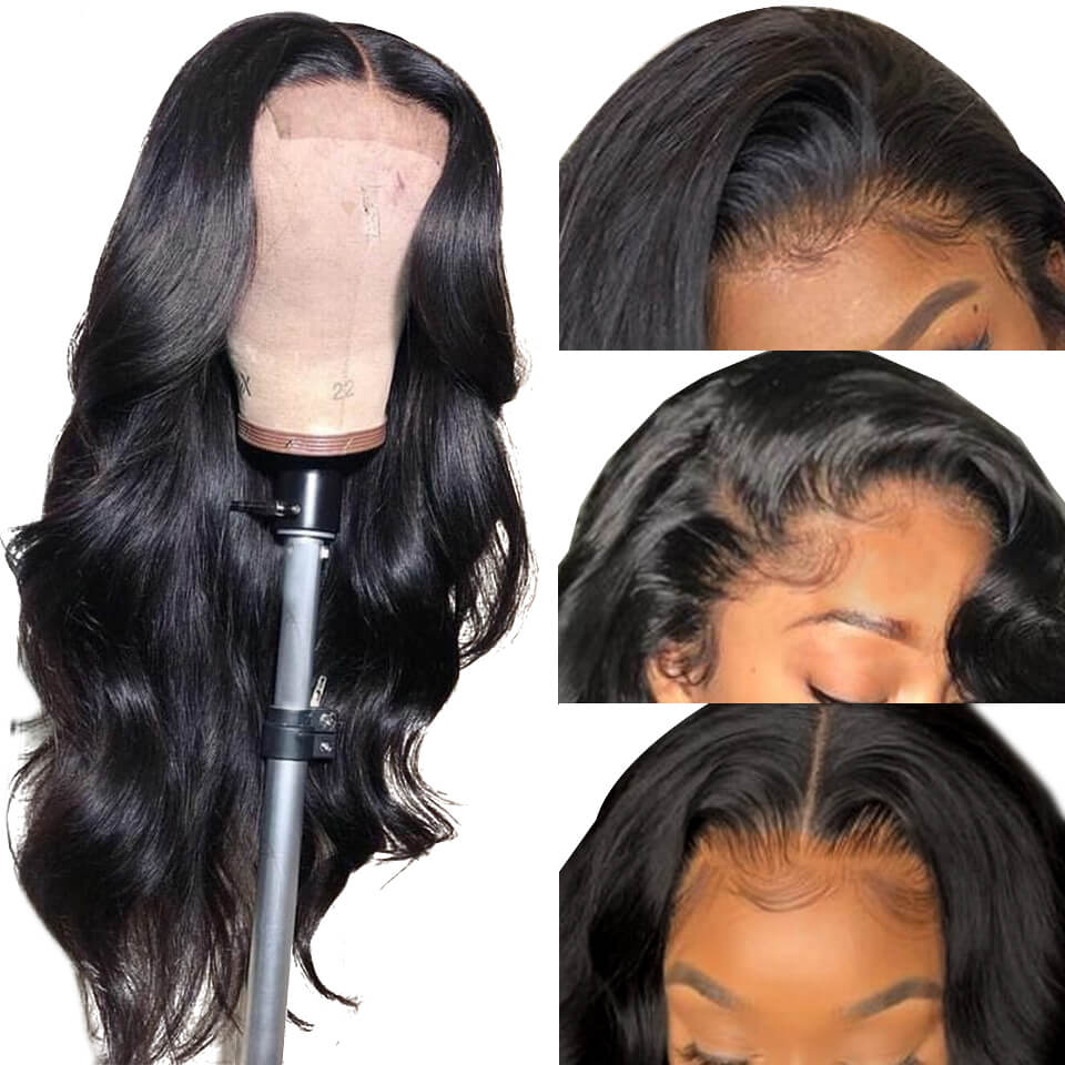 body wave lace fornt wigs