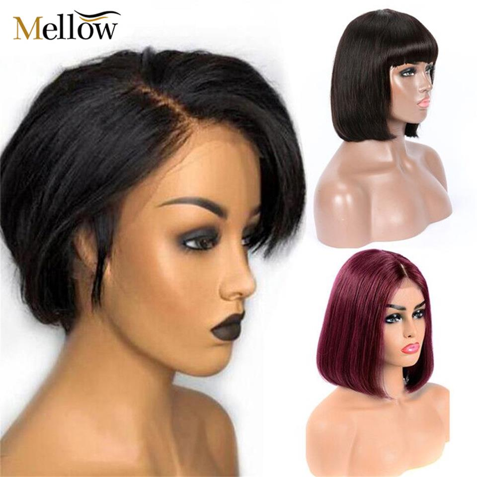 different style bob wigs in one packet