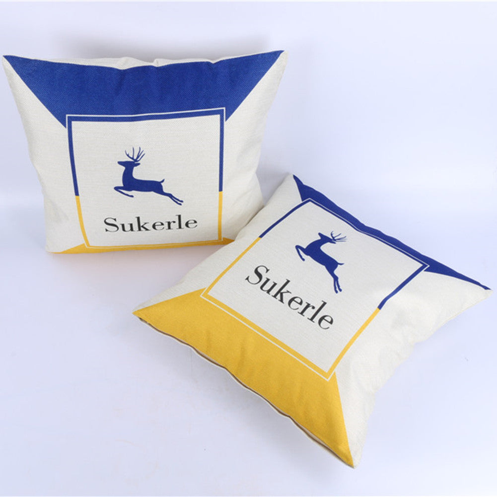 Sukerle Pack of 2 Soft Velvet Soild Decorative Back Protecting Oblong Throw Pillow Covers Cushion Case Pillowcases
