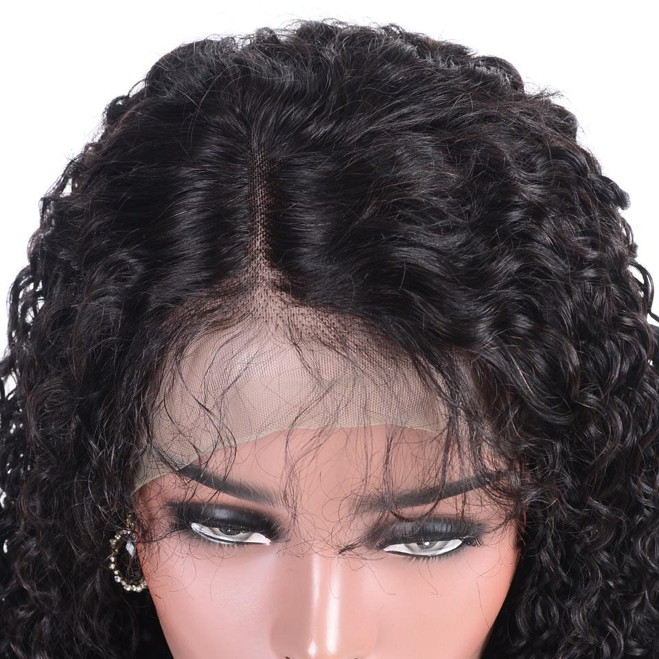 5x5 lace closure wigs natural skin color