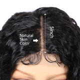 5x5 lace wigs natural skin color