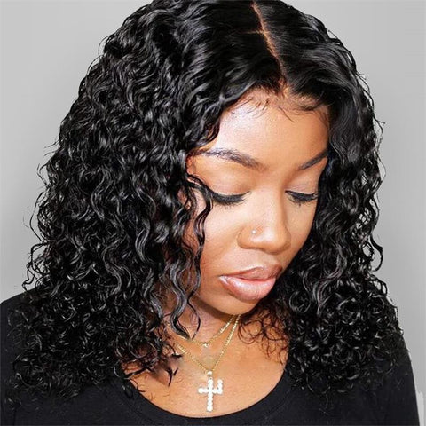 soft curly hair bob wigs