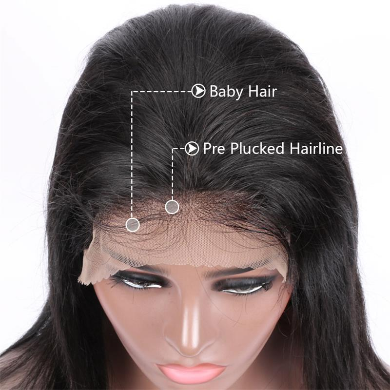 high quality lace wig