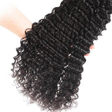 soft deep wave weaving
