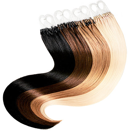 MICRO-RINGS ECHTHAAR EXTENSIONS