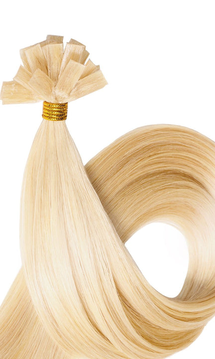 Honigblond Keratin Bonding Extensions