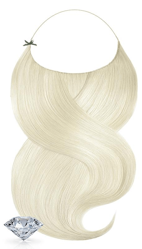 Flip-in Extensions Diamond Line - Goldblond