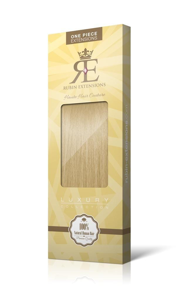 Rubin Line Honigblond Clip-in Hair Extensions