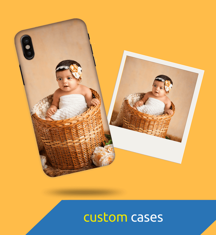 DESIGN YOUR<br>OWN CASE