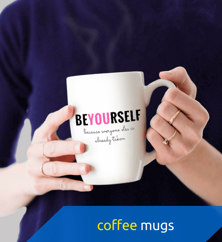 SHOP<br>COFFEE MUGS
