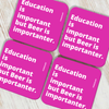 Importanter Coasters