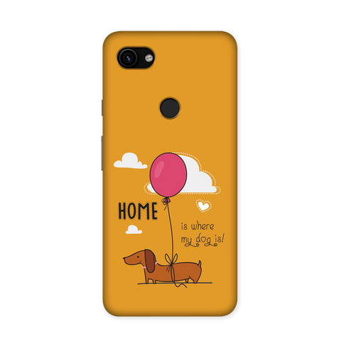 My Dog Case for Google Pixel 3A XL