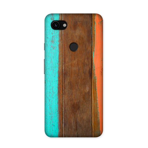 Planks Case for Google Pixel 3A XL