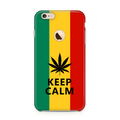 Keep Calm Case for iPhone 6/6S(Round Cut)