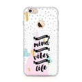 Positive Mind Case for iPhone 6/6S(Round Cut)