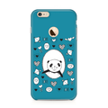 Panda And Love Case for iPhone 6/6S(Round Cut)