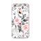 Rosey White Case for iPhone 6/6S(Round Cut)