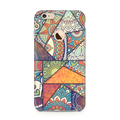 Indian Art 7 Case for iPhone 6/6S(Round Cut)
